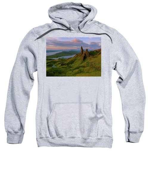 Old Man Of Storr Sweatshirt