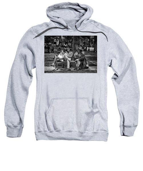 Old Meets New Sweatshirt