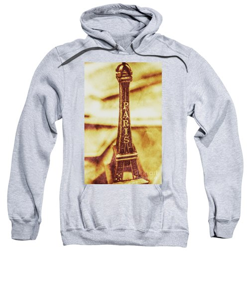 Old Paris Decor Sweatshirt