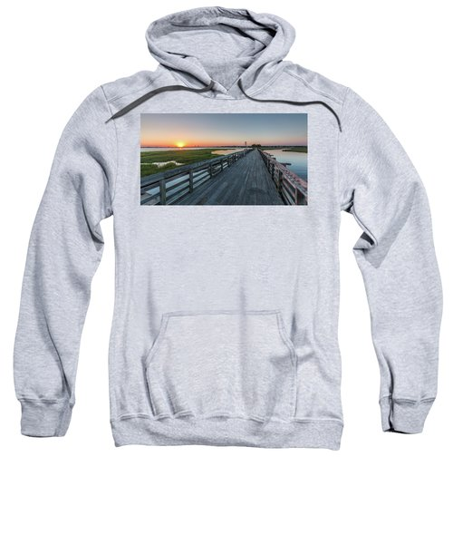 Old Pitt Street Bridge  Sweatshirt
