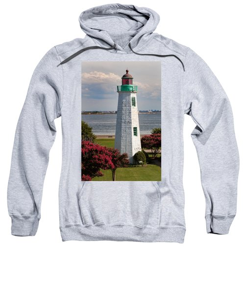 Old Point Comfort Light Sweatshirt