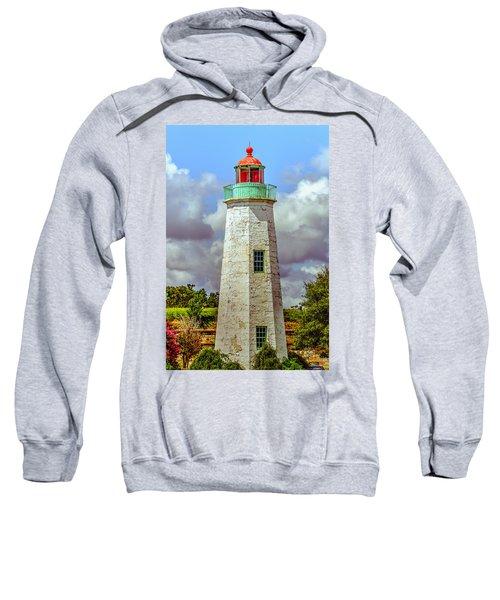 Old Point Comfort Lighthouse Sweatshirt