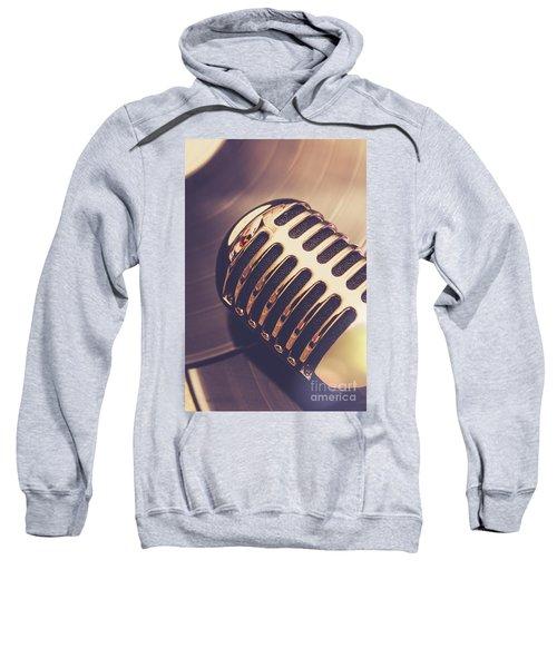Old Radio Nostalgia Sweatshirt