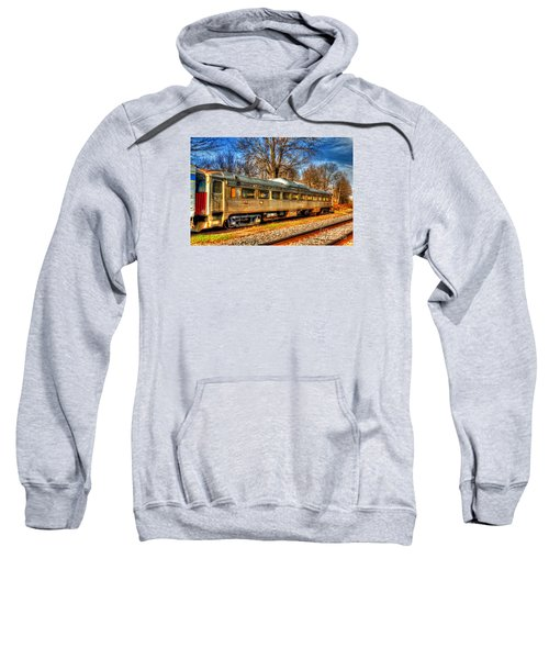 Old Rail Car Sweatshirt