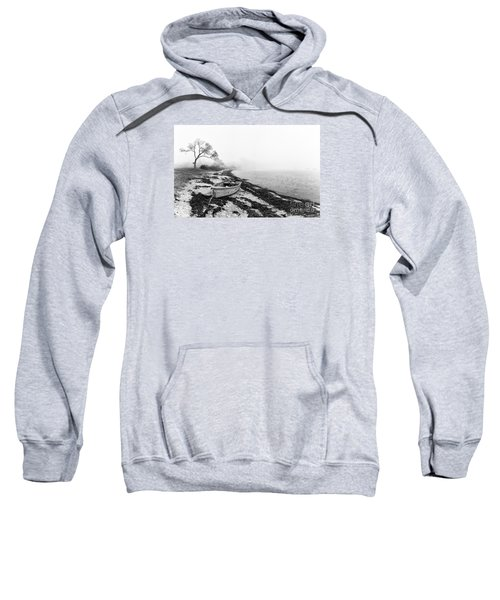 Old Rowing Boat Sweatshirt