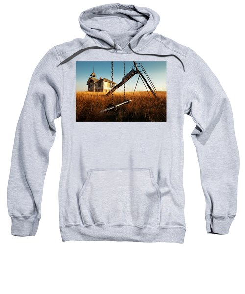 Old Savoy Schoolhouse Sweatshirt