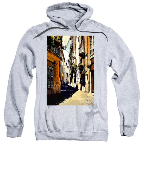Old Spanish Street Sweatshirt