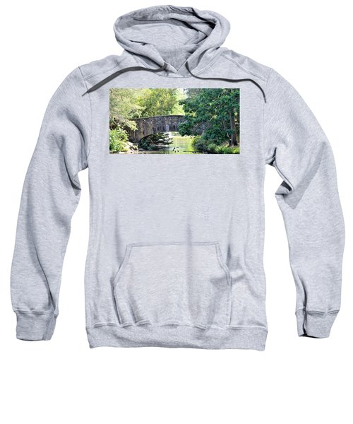 Old Stone Walkway Sweatshirt