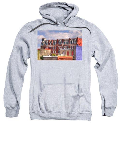 Old Town Wichita Kansas Sweatshirt