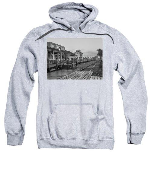Old Train Station Sweatshirt