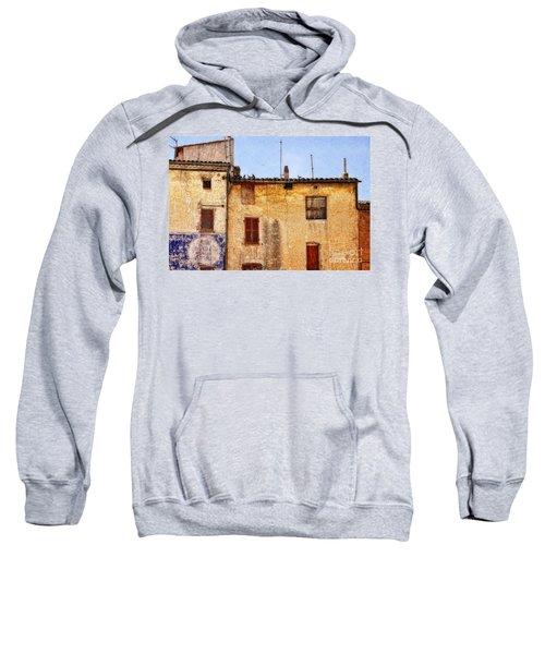 Old Walls In Provence Sweatshirt