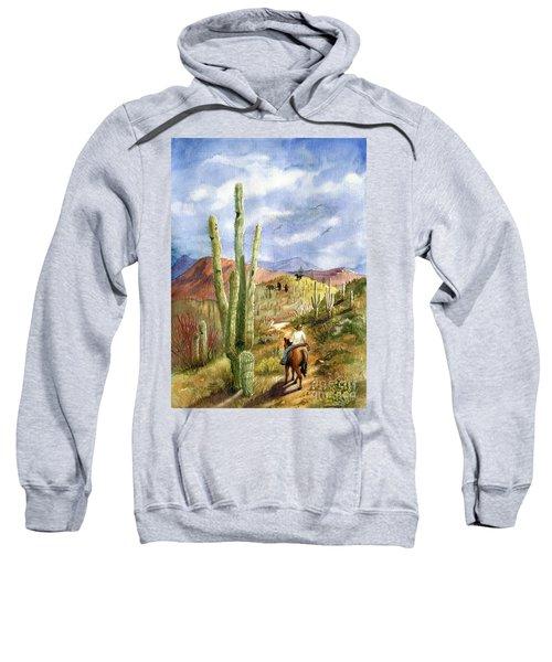 Old Western Skies Sweatshirt