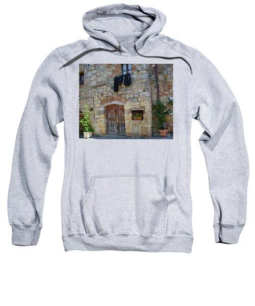 Old World Door Sweatshirt