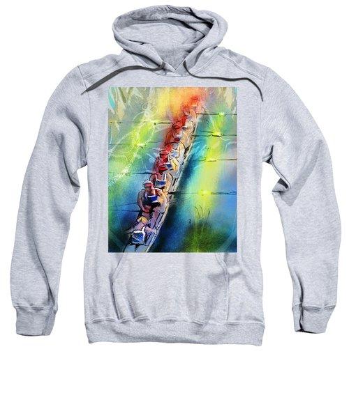 Olympics Rowing 02 Sweatshirt
