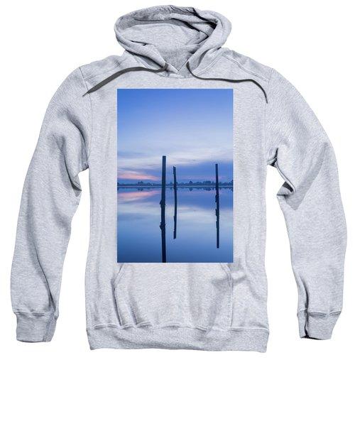 On A Couple Of Sticks Sweatshirt