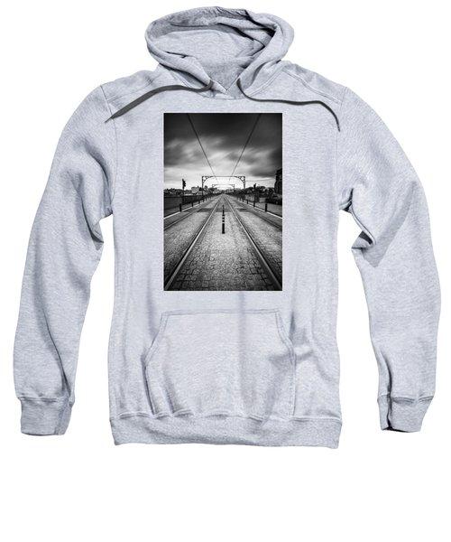 On A Gloomy Day Sweatshirt