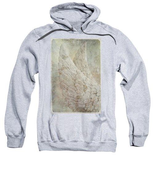 On Angels Wings 2 Sweatshirt