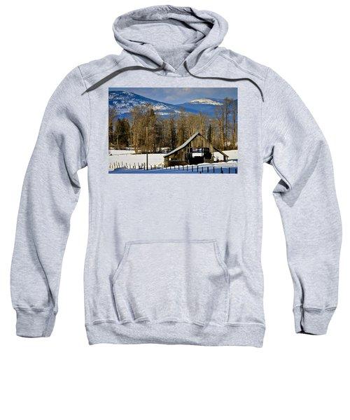On Hold Sweatshirt