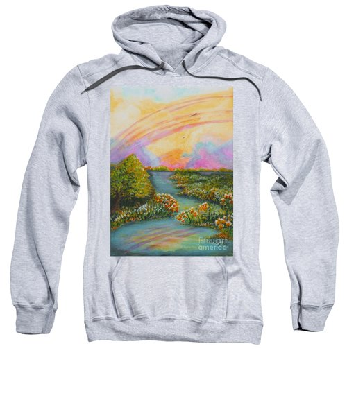 On My Way Sweatshirt