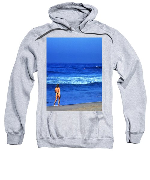 On The Beach Sweatshirt