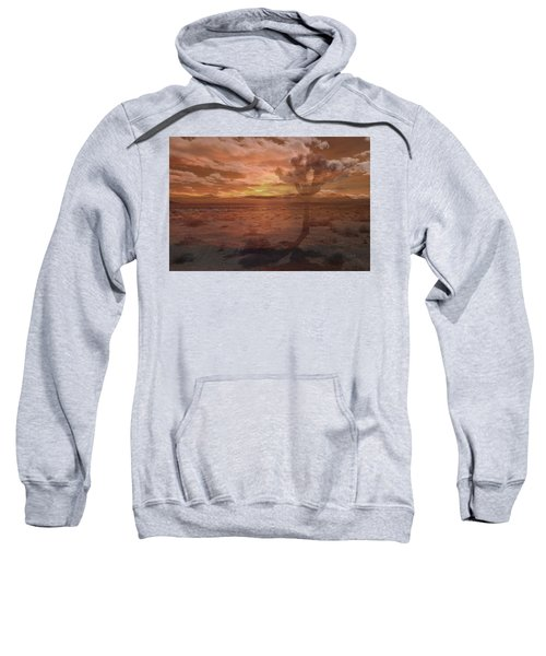 On The First Part Of The Journey Sweatshirt