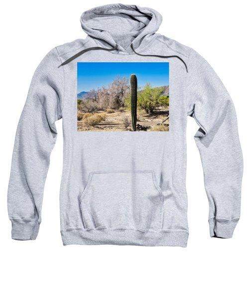 On The Ironwood Trail Sweatshirt