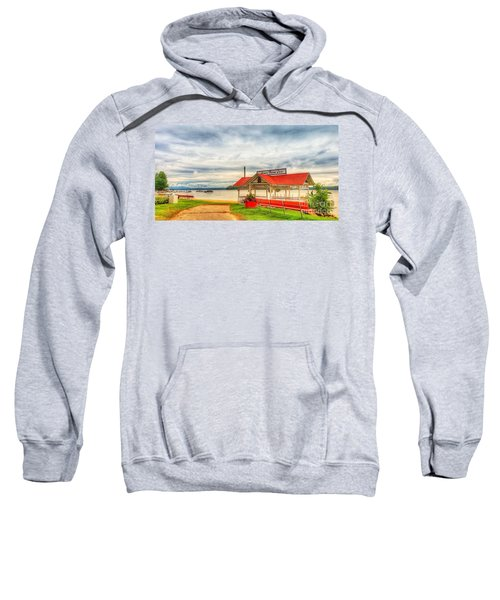 On The Lake Sweatshirt