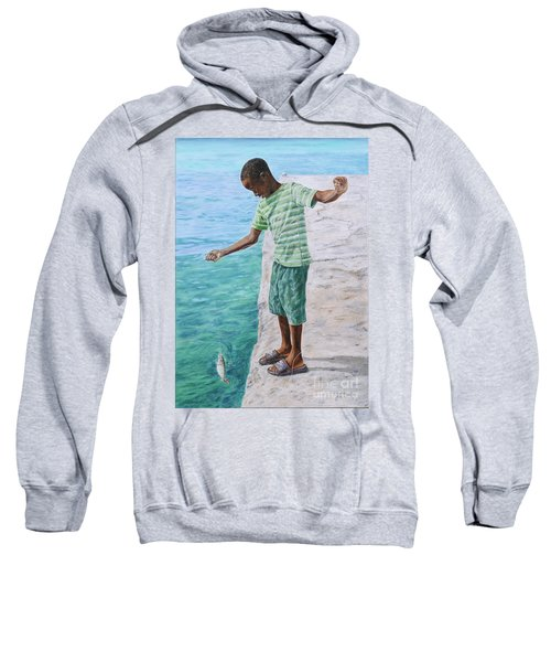 On The Line Sweatshirt