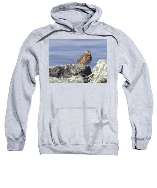 On The Rocks Sweatshirt