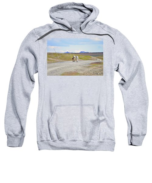 On The Way Sweatshirt