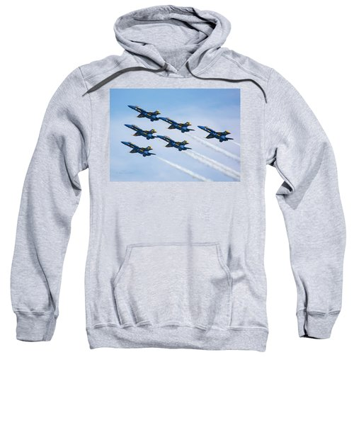On Wings Like Eagles Sweatshirt