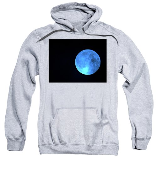 Once In A Blue Moon Sweatshirt