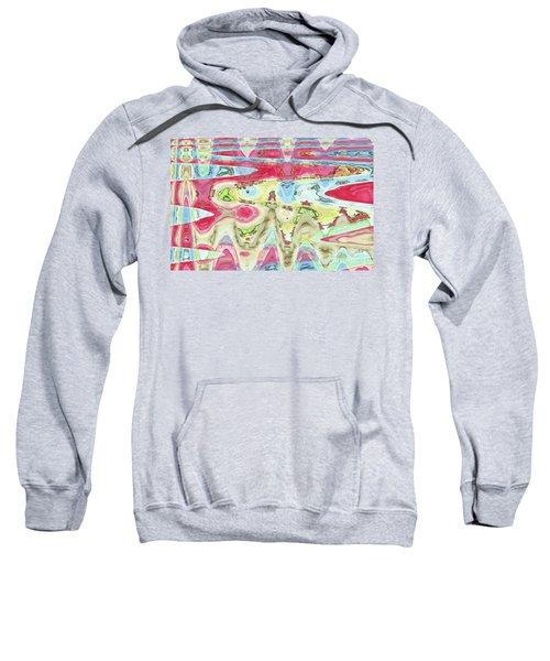 Ondes De Choc / Shock Waves Sweatshirt