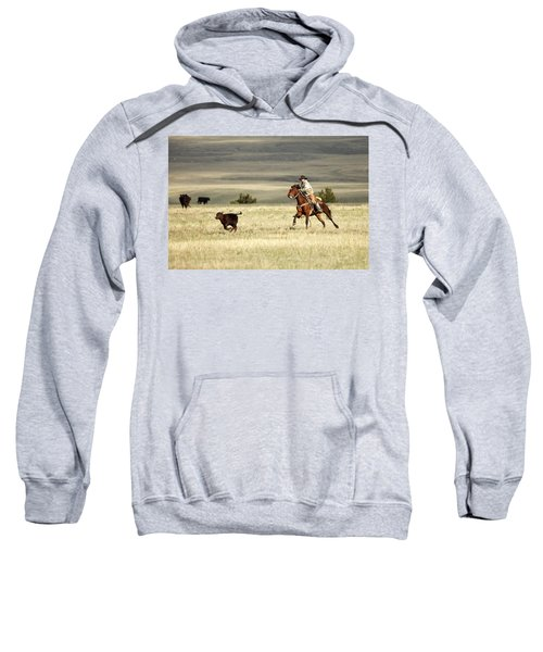 One Got Away Sweatshirt