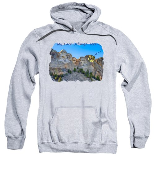 One More Sweatshirt