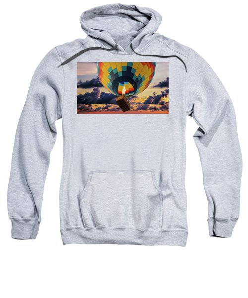 One Morning In Napa Valley Sweatshirt