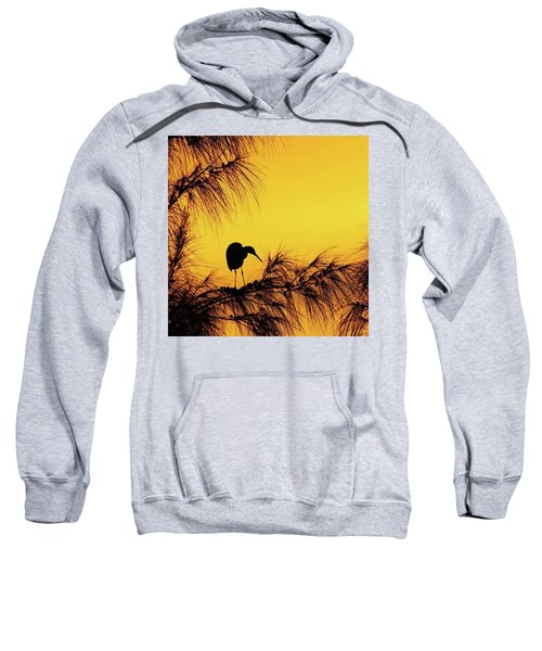 One Of A Series Taken At Mahoe Bay Sweatshirt by John Edwards