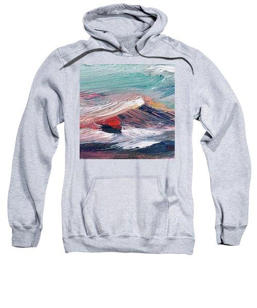 Wave Mountain Sweatshirt