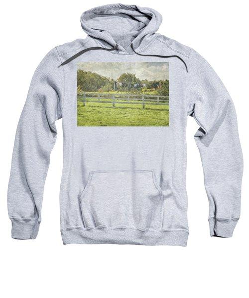 Open Air Clothes Dryer Sweatshirt