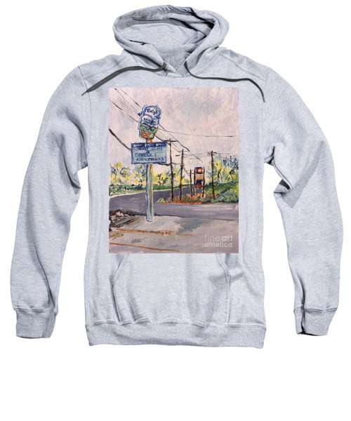 Open March 3 Sweatshirt