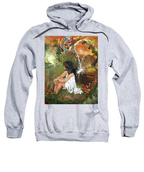 Open-minded Sweatshirt