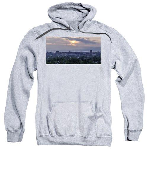 Orange Haze Sweatshirt