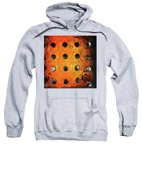 Orange Pop! #orange #pop #sodapop Sweatshirt