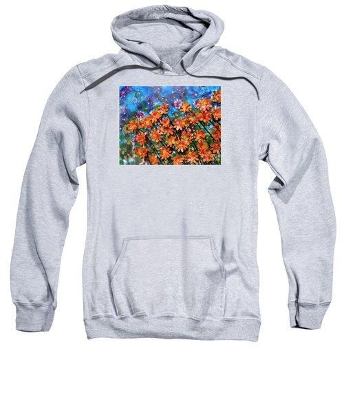 Amazing Orange Sweatshirt