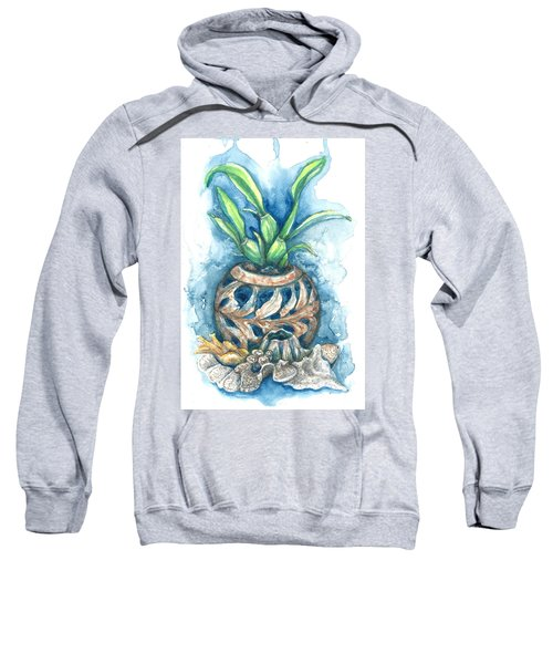 Orchid And Barnacle Sweatshirt