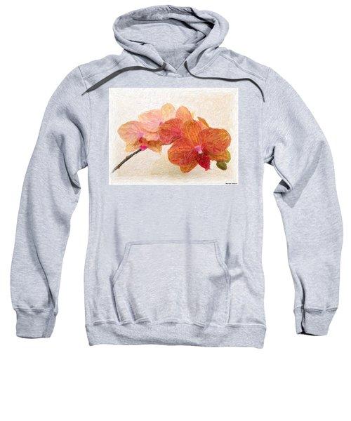 Orchid Beauty Sweatshirt