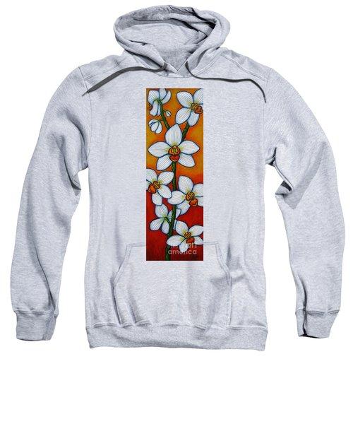 Orchid Oasis Sweatshirt