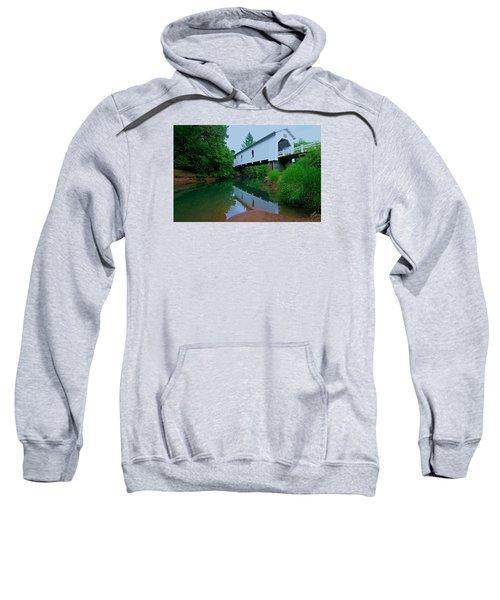 Oregon Covered Bridge Sweatshirt