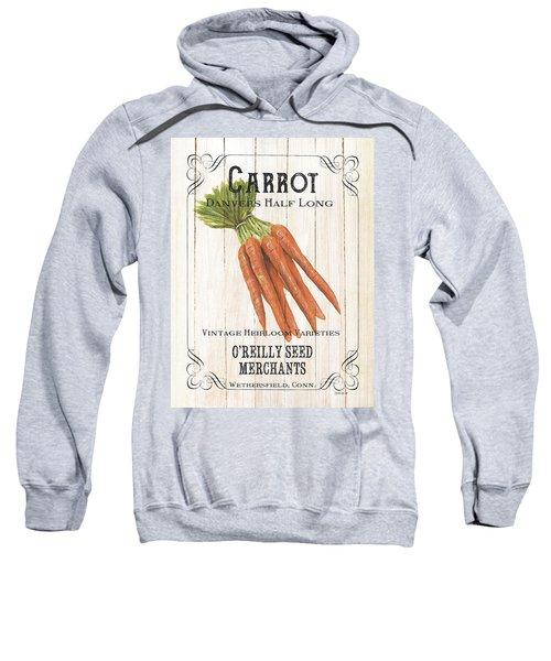Organic Seed Packet 2 Sweatshirt