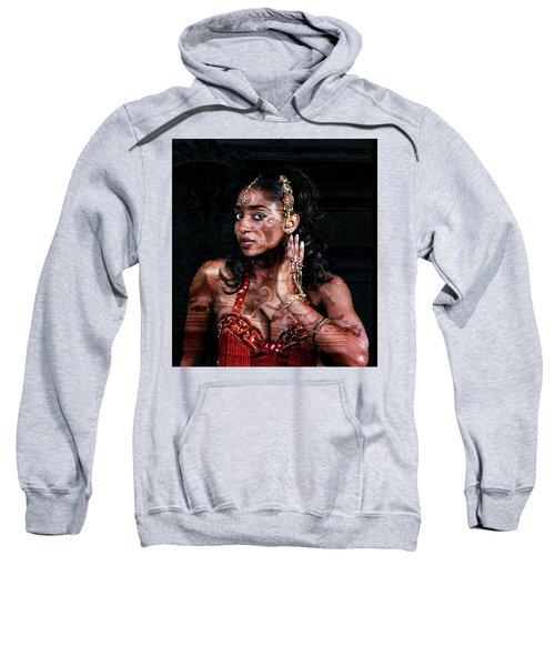 Orient Meets Baroque Sweatshirt